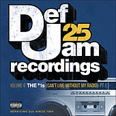 Def Jam 25, Vol. 6: THE # 1's (Can't Live Without My Radio) Pt. 1 von Various Artists