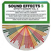 Sound Effects No. 5 (Animals, Arms & Racing Cars) by Sound Effects