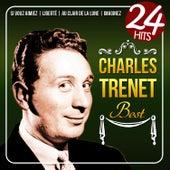 Charles Trenet Best. 24 Hits by Charles Trenet