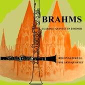 Brahms Clarinet Quintet In B Minor by Fine Arts Quartet