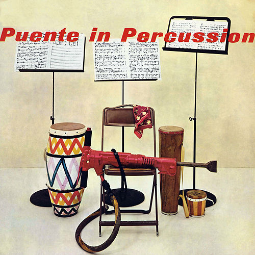 Puente In Percussion by Tito Puente