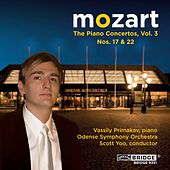 Mozart: The Piano Concertos, Vol. 3 by Vassily Primakov