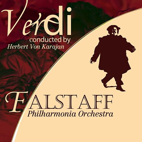 Falstaff by Philharmonia Orchestra