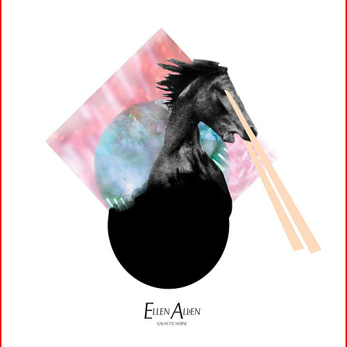 Galactic Horse by Ellen Allien