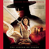 The Legend of Zorro von James Horner