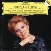 Mirella Freni -  Un ballo in maschera; Don Carlos; Aida; Otello; Turandot; Manon Lescaut; La Bohème; Madama Butterfly von Mirella Freni