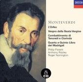 Monteverdi: 1610 Vespers/Madrigals/Orfeo von Various Artists