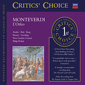Monteverdi: L'Orfeo von Various Artists