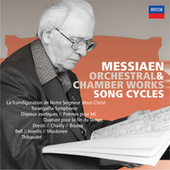 Messiaen Edition Vol.1: Orchestral & Chamber Works / Song Cycles von Various Artists