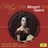Best of Mozart Operas von Various Artists