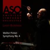 Piston: Symphony No. 4 by American Symphony Orchestra