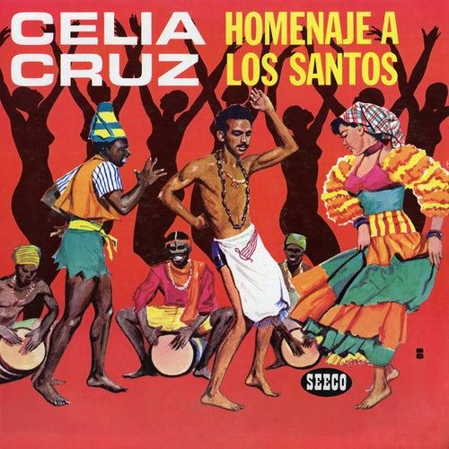 Homenaje a Los Santos by Celia Cruz