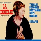 La Boheme Highlights by Carlo Bergonzi