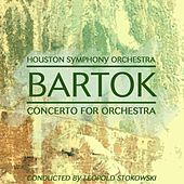 Bartok Concerto For Orchestra by Houston Symphony Orchestra