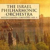 Mendelssohn Symphony No. 4 by Israeli Philharmonic Orchestra