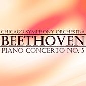Beethoven Piano Concerto No 5 by Chicago Symphony Orchestra