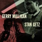 Gerry Mulligan Meets Stan Getz by Gerry Mulligan