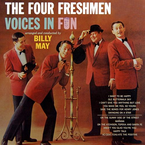 Voices In Fun by The Four Freshmen