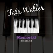 Memorial Volume 3 by Fats Waller