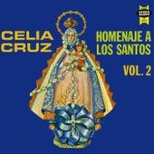 Homenaje A Los Santos Vol.2 von Celia Cruz