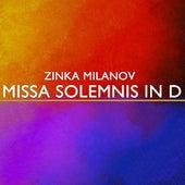 Missa Solemnis In D by Zinka Milanov