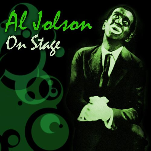 On Stage by Al Jolson