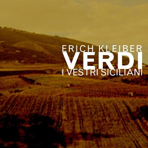 Verdi I Vestri Siciliani by Erich Kleiber