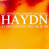 Haydn Symphony No. 94 & 99 by Vienna Philharmonic Orchestra