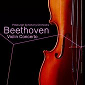 Beethoven Violin Concerto by Pittsburgh Symphony Orchestra