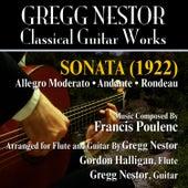 Sonata (1922) (Francis Poulenc) by Gregg Nestor