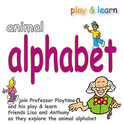 Animal Alphabet by Kidzone