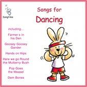 Songs for Dancing by Kidzone