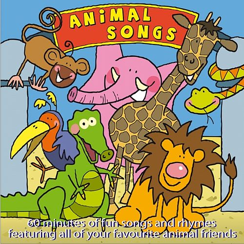 Animal Songs by Kidzone