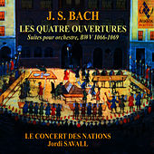 J. S. Bach: Les 4 ouvertures by Jordi Savall