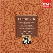 Beethoven: The Complete String Quartets by Alban Berg Quartet