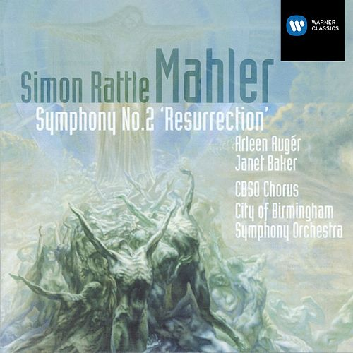 Mahler: Symphony No.2 'Resurrection' by Arleen Auger