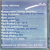 Replay Debussy von Various Artists