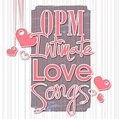 OPM Intimate Love Songs by Various Artists