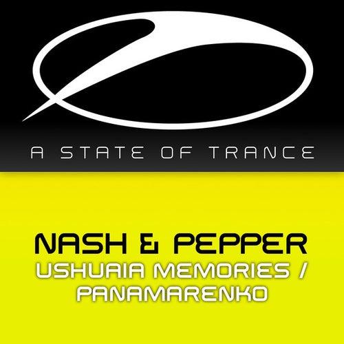 Ushuaia Memories / Panamarenko by Nash & Pepper