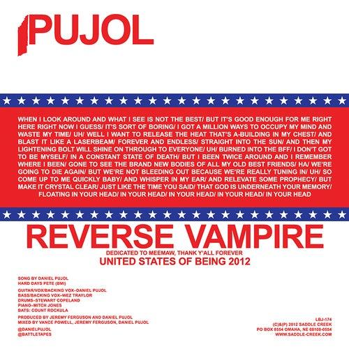 Reverse Vampire by Pujol