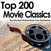 Top 200 Movie Classics - The Very Best Classical Music From The Cinema by Various Artists