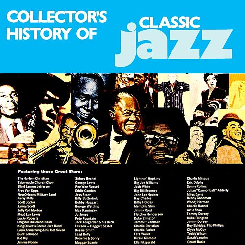 Collector's History Of Jazz by Various Artists