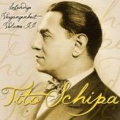 Lebendige Vergangenheit Volume II by Tito Schipa