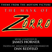 The Mask Of Zorro - Theme for Solo Piano (James Horner) by Dan Redfeld
