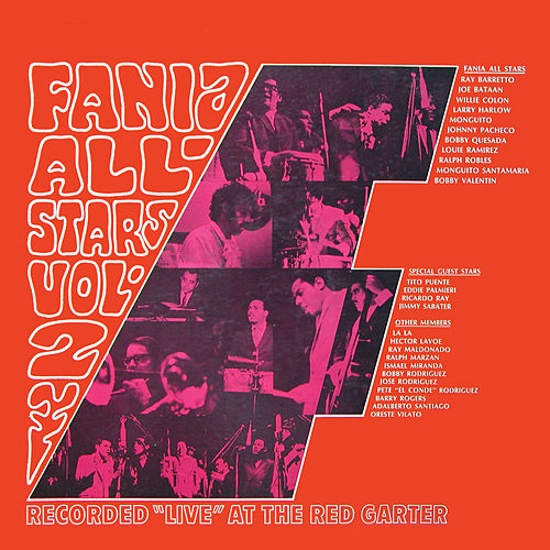 Live at the Red Garter Vol 2 von Fania All-Stars