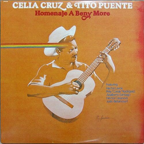 Homenaje a Beny More by Celia Cruz