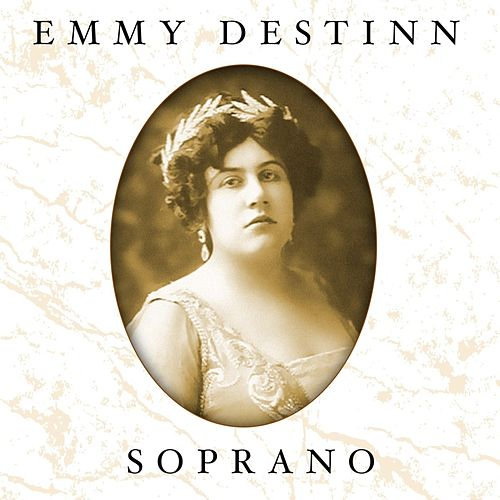 Soprano by Emmy Destinn