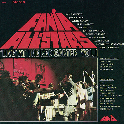 Live At The Red Garter Vol 1 by Fania All-Stars