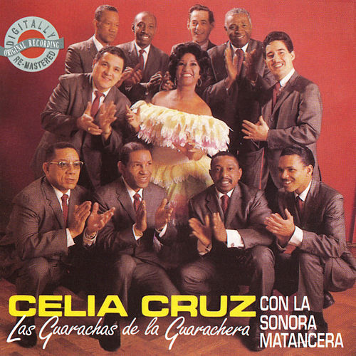 Las Guarachas de La Guarachera by Celia Cruz