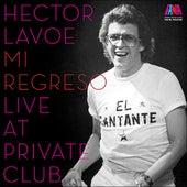 Live at Private Club von Hector Lavoe